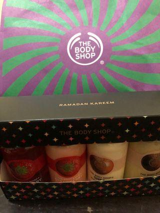 The Body Shop Shower Gel/ Lotion