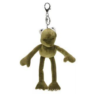 長腿青蛙鑰匙扣掛件