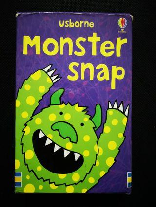 Usborne Monster Snap