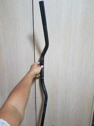 Renthal Fatbar (Black)