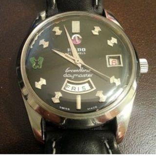 Very Rare Vintage RADO Green Horse Daymaster Automatic $350 for this weekend