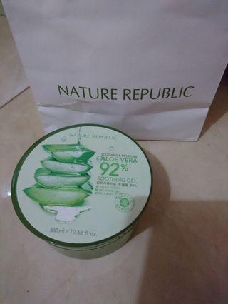 NatRep sisa 98% FREE dustbag