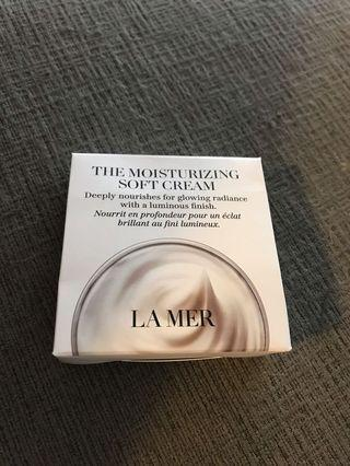 La Mer Moisturizing Soft Cream Sample