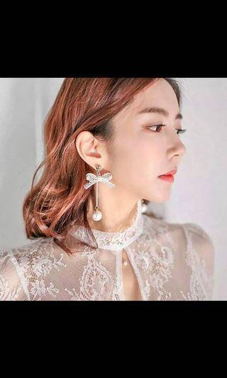 2019韓國淑女風耳環