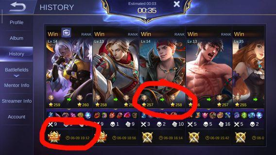 ✅1-DAY RANK BOOSTING MOBILE LEGENDS✅ fastest & trusted