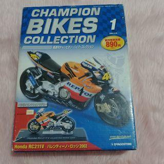 Champion Bikes Collection