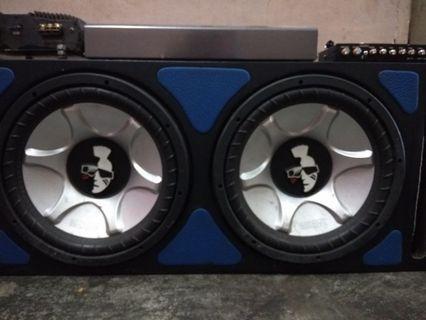 Sound system kereta