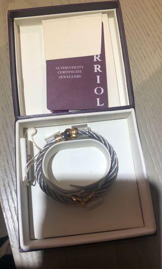 夏利豪手環