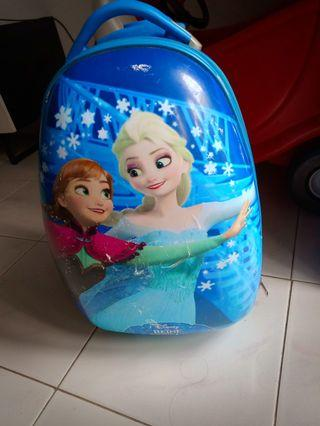 Frozen Bag trolly bag
