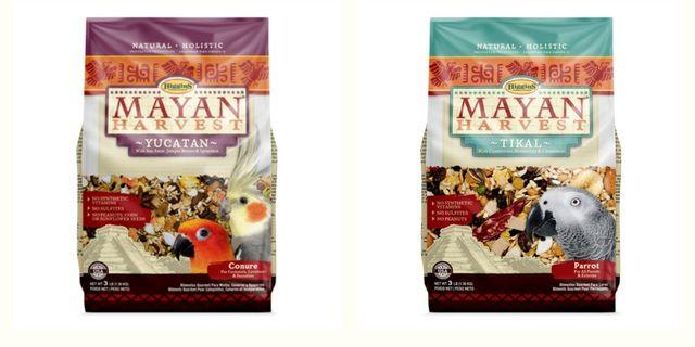 Mayan harvest