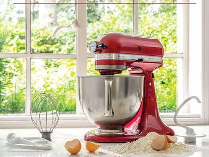 Kitchen Aid Mixer Apple Candy