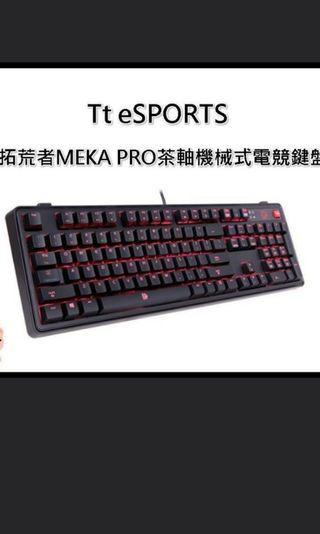 拓荒者機械式鍵盤 原價2200
