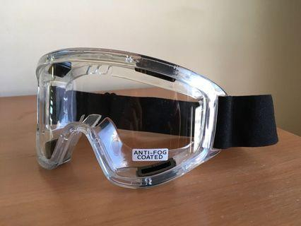 Lab goggles (anti-fog Coated)