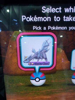 Pokemon Tretta trade