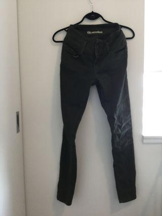Women's High Waisted Jeans