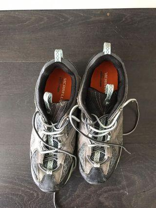 Women's Merrell Hiking Shoes