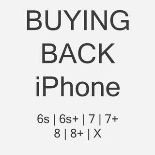 Buying Back Faulty Spoilt iPhones