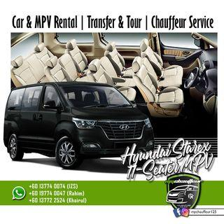 Malaysia Singapore MPV Private Taxi Transport