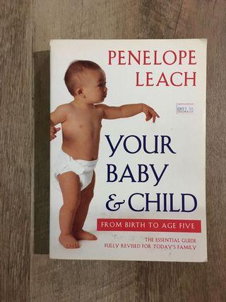 Your Baby & Child - Penelope Leach