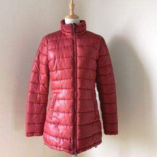Down Jacket | Unisex | Red
