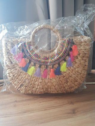 Rattan Bag Boho
