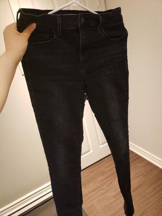 Levi's Black jeans size 29