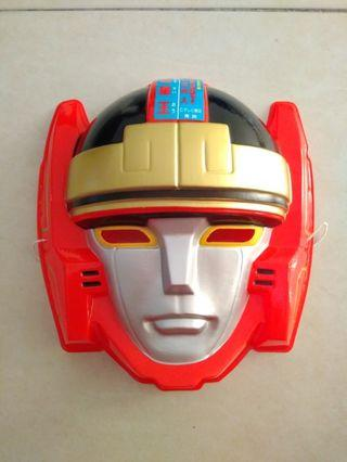 TOPENG MMPR RED DRAGON THUNDERZORD