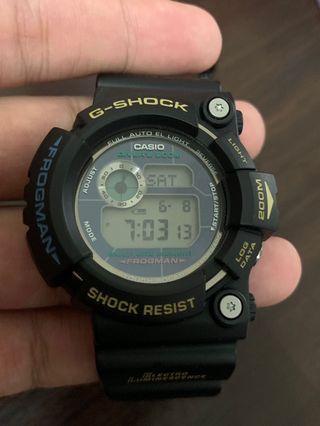G shock GW200 Frogman