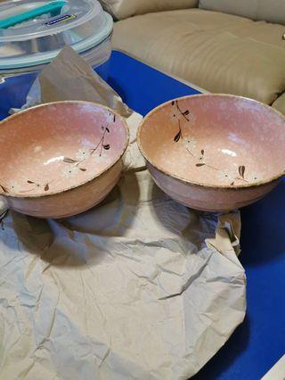 (新)日本制湯麵碗/2個$60