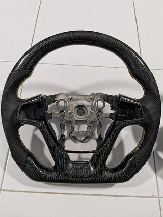 Proton X70 Carbon Fiber Steering