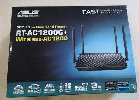 🚚 ASUS Dual Band Route