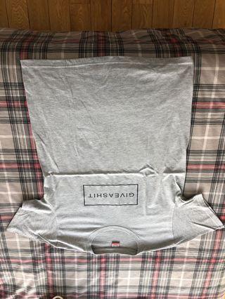 🚚 Giveashit Oversized T-Shirt