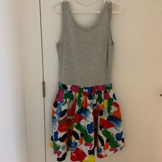 🚚 Kate Spade Saturday Paint Dress