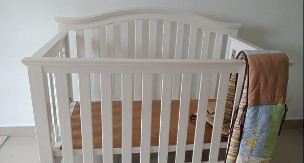 Baby Cot rm350 last nego rm280