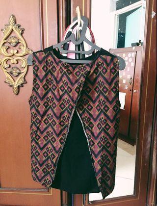 Batik overall