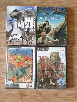 Ultimate Dinosaur DVD Collection