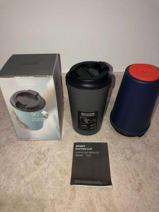 🚚 BNIB Insulated Suction Cup for Hot Drinks