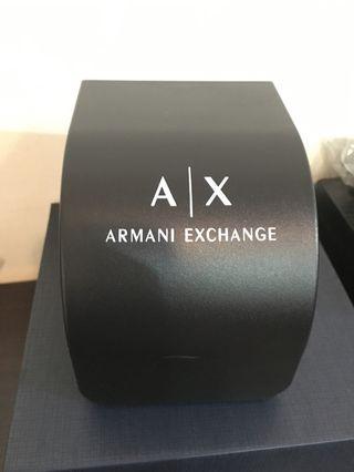 🚚 AX阿瑪尼,裸背玫瑰金