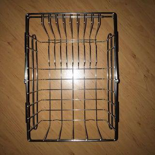 BN Kitchen Sink Dish Drainer- Stainless Steel (Extendable Sides)