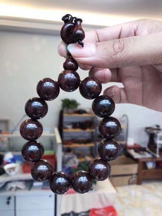 海黃1.7老料手串