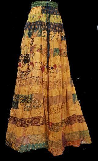 🚚 尼泊爾異國風長裙