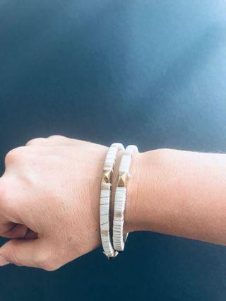 Kookai Gold bangles