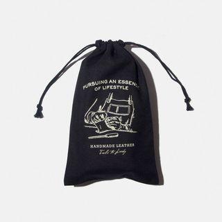 Tools to Liveby 萬用防塵袋  束口袋 收納包 分類包 (兩個合售)