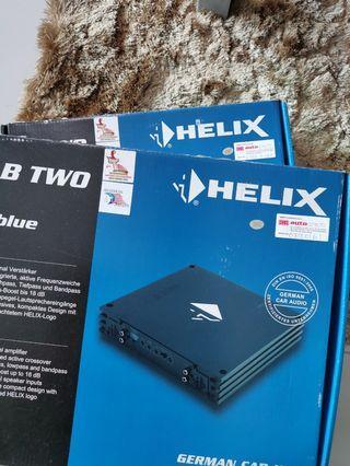 Helix B Two Amplifier (new)