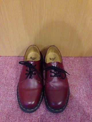 Dr Martens (Docmart) 1461 Cherry Red