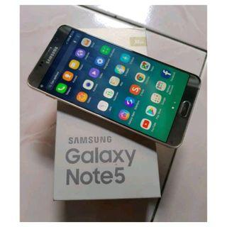 Samsung Galaxy Note 5 duos sein ori dus dan unit only