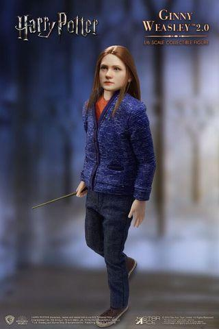 [PO] Star Ace Toys SA0063S Ginny Weasley (Casual Wear Limited Edition) - Harry Potter