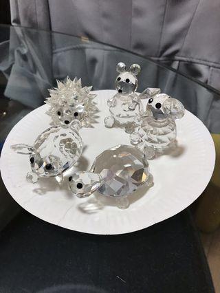 玻璃水晶擺設