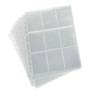 Photocard Sleeves (9 Pocket)