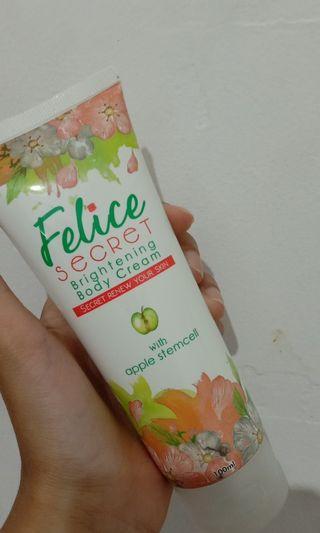 Felice Secret Brightening Body Cream